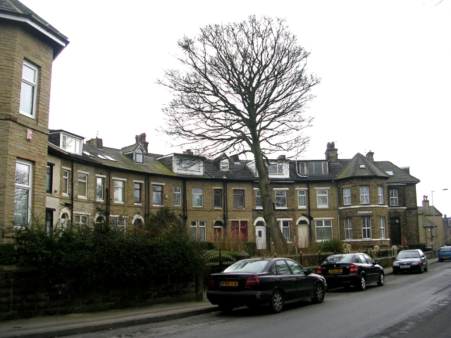 Westfield Crescent - Undercliffe Old Road