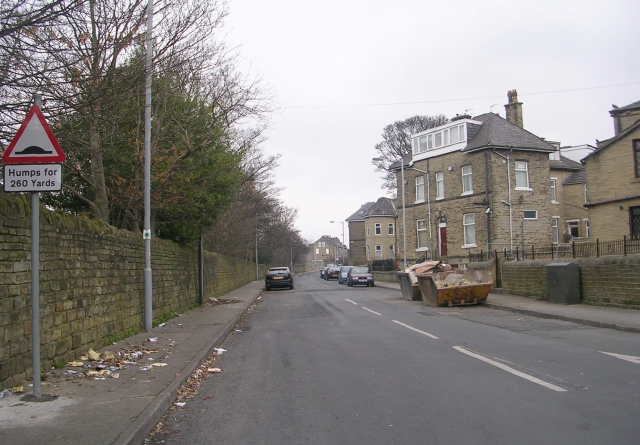Undercliffe Old Road - Undercliffe Lane
