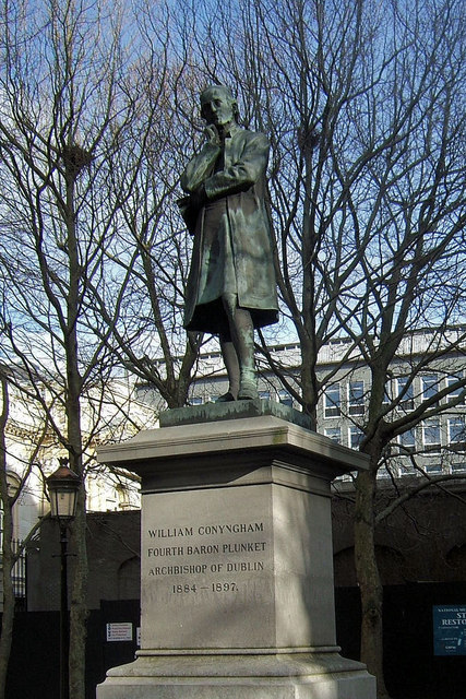 Archbishop Conyngham, Kildare Street, Dublin