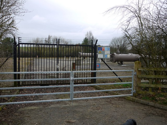 Gas Valve Compound (GVC) near Westerheugh