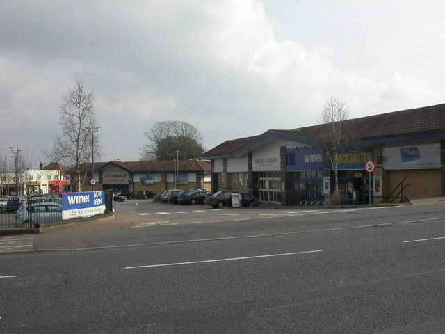 Red Hill, Westover Retail Park