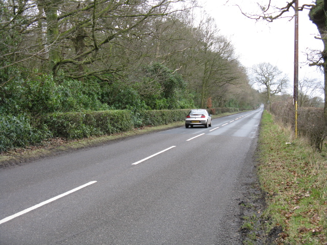 Ashley Road at Birkenheath Lane