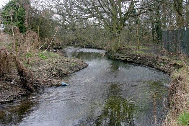 River Crane between Hatton Cross and Hounslow