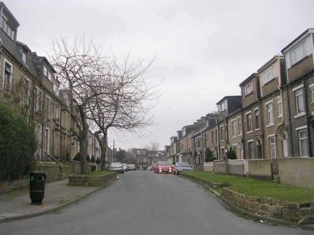 Heath Road - Undercliffe Street