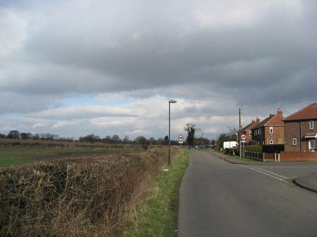 Clowne - Hickingwood Lane