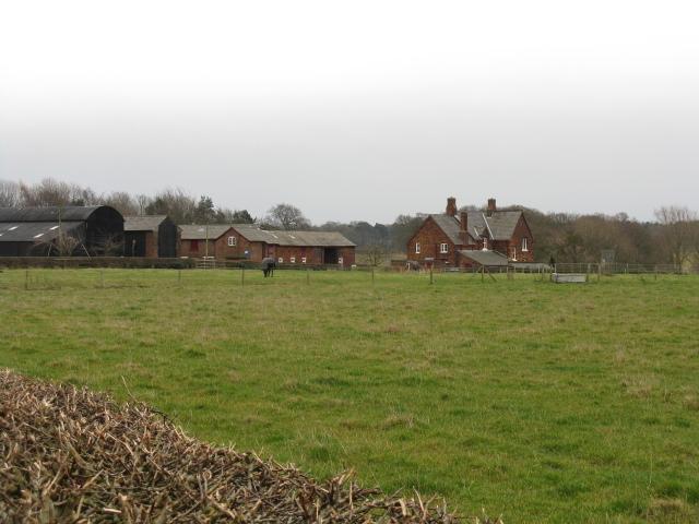 Briddon Weir Farm