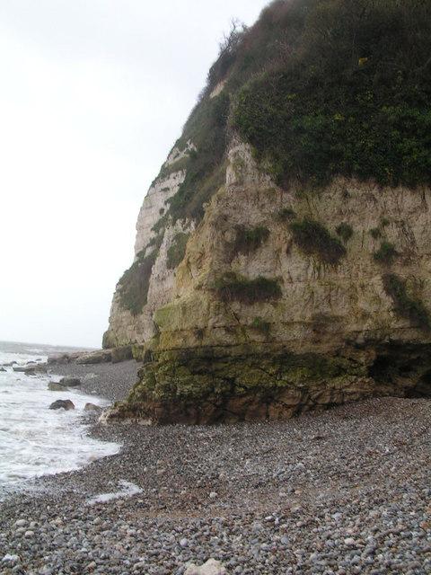 Chalk Cliffs, Beer
