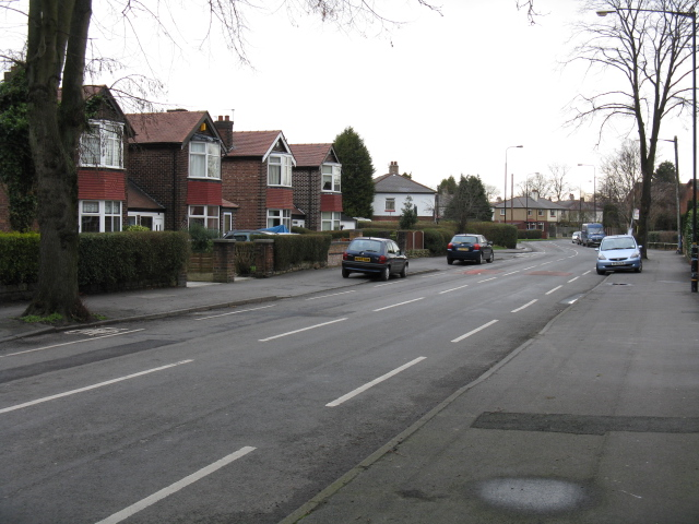 Ashton-upon-Mersey - Firs Road