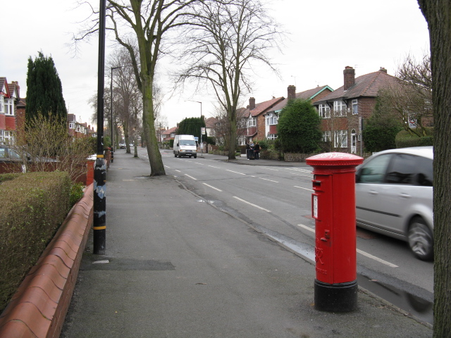 Firs Road Postbox