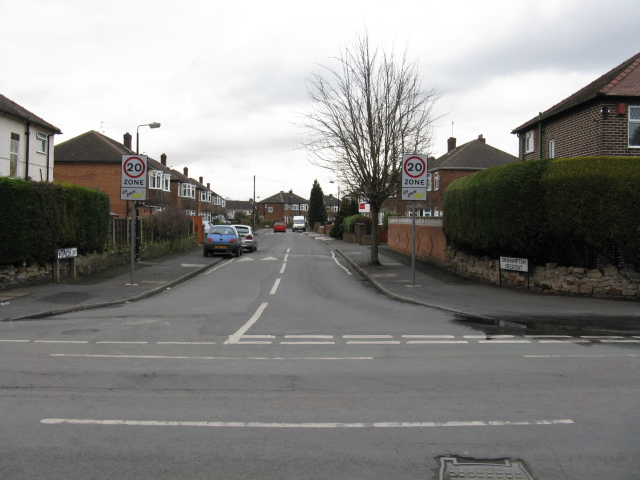 Ashton-upon-Mersey - Okehampton Crescent