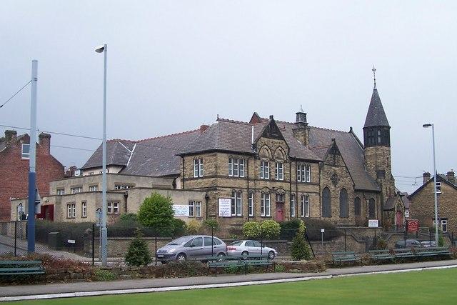 Hillsborough Trinity Methodist Church and Sunday School, Middlewood Road, Hillsborough, Sheffield