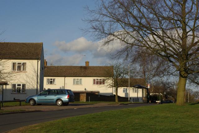 Nelson Way, Bilton
