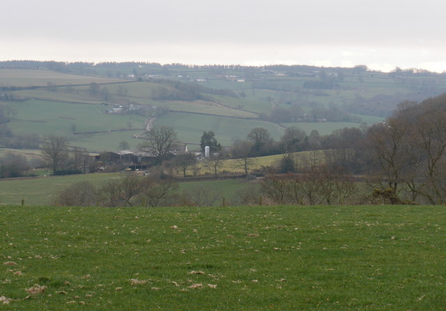View towards Kingsleigh