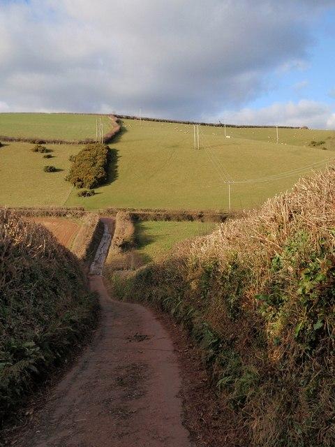 Middle Ramshill Lane