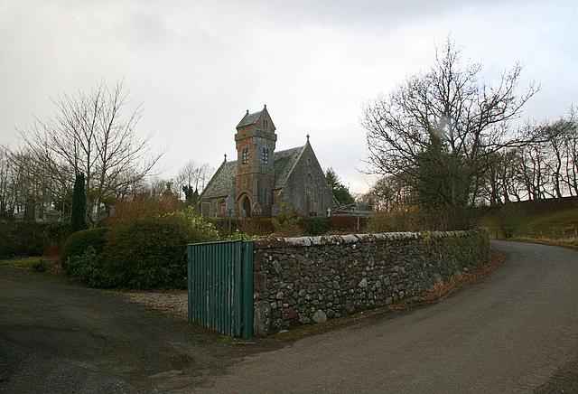 Fern parish church
