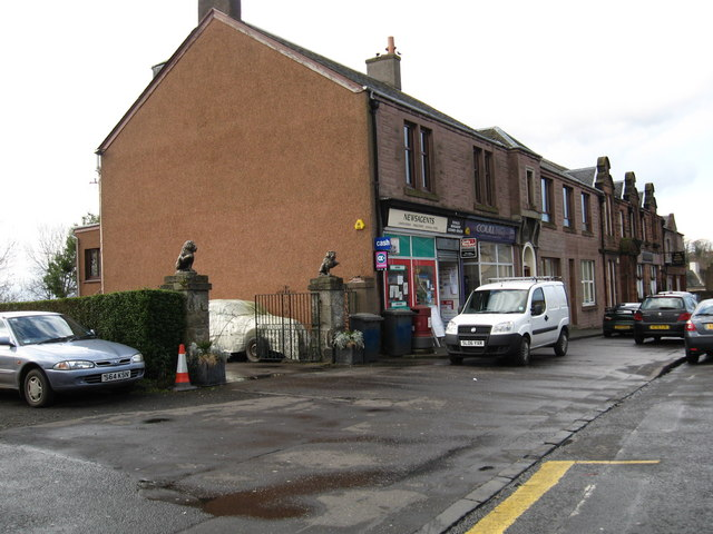 Shops at Newmills