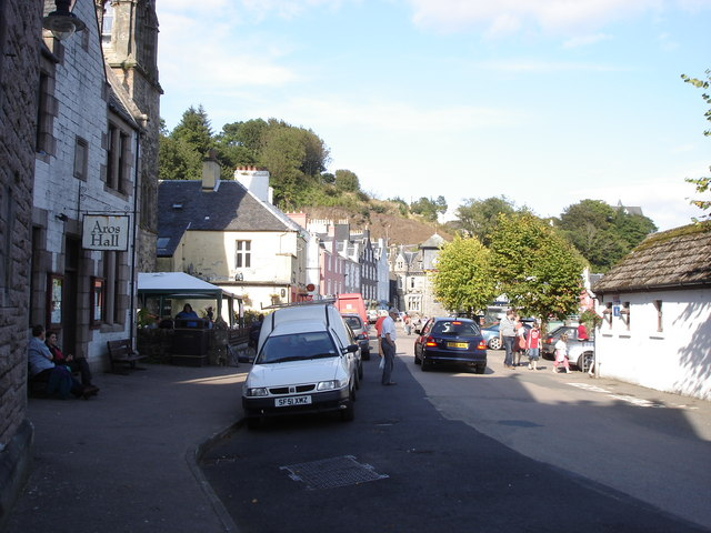 Tobermory - Main Street