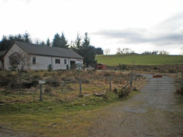 Gates of Glen Tully Bungalow