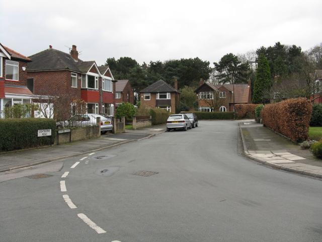 Ashton-upon-Mersey - Dorrington Road