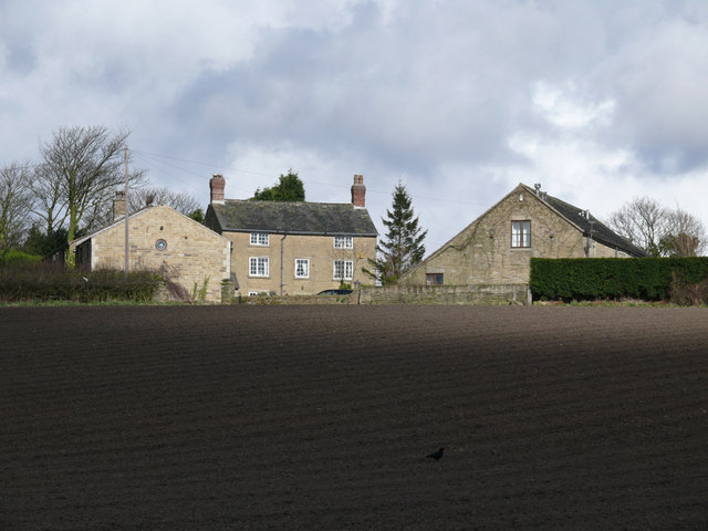 Farmhouse, Billinge