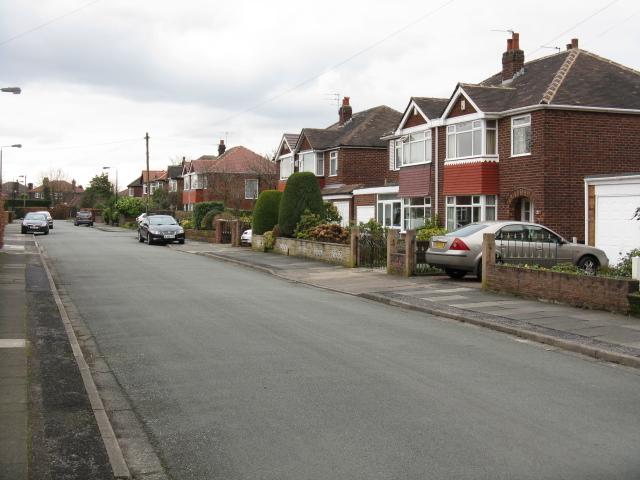 Ashton-upon-Mersey - Lightborne Road