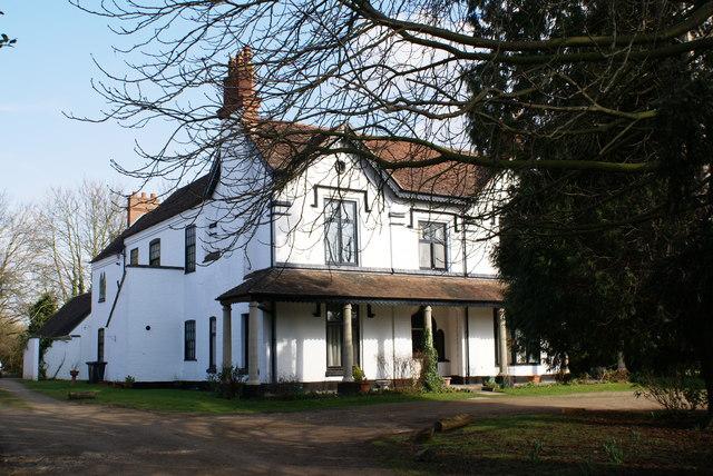 Bishopton Lodge