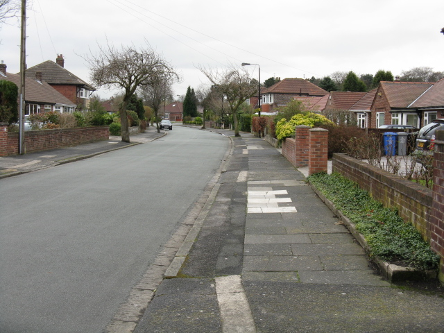 Ashton-upon-Mersey - Barwell Road