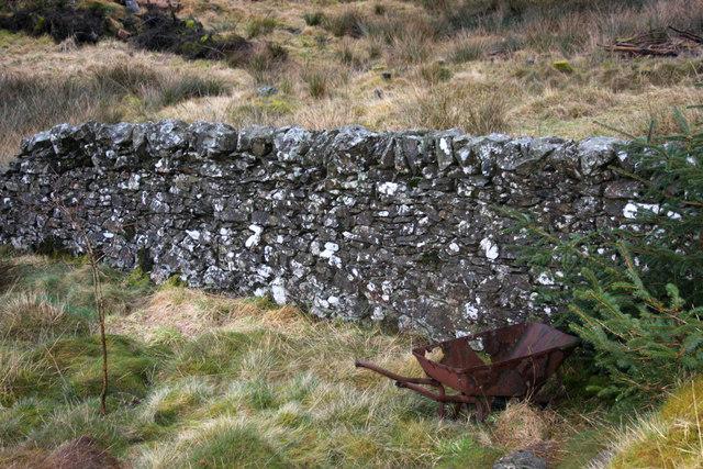 Enclosure near Craigbeck Hope