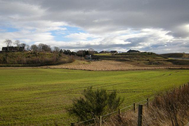 A View of Inverkeilor