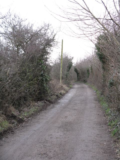 Track to the River Mersey