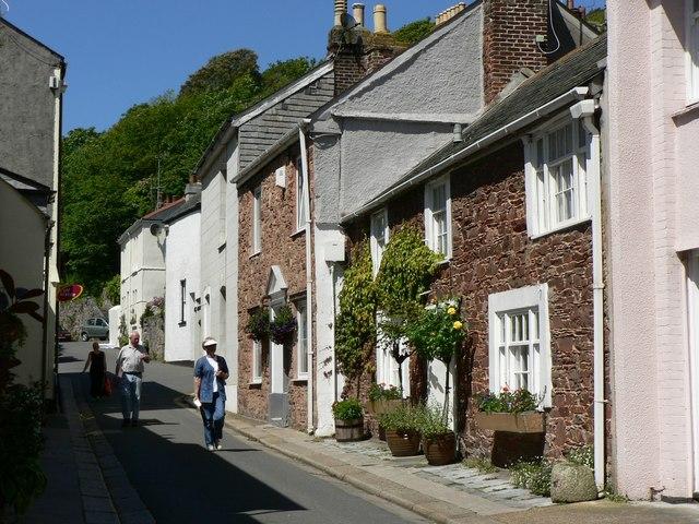 Armada Road, Cawsand.