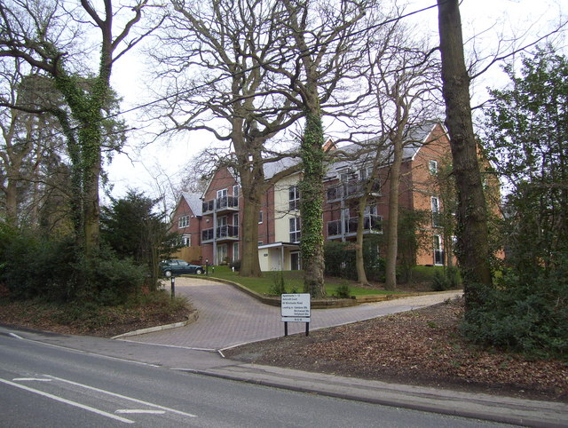 Ashcroft Court just off Winchester Road