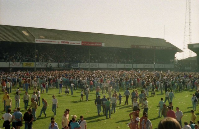 Pompey winning promotion