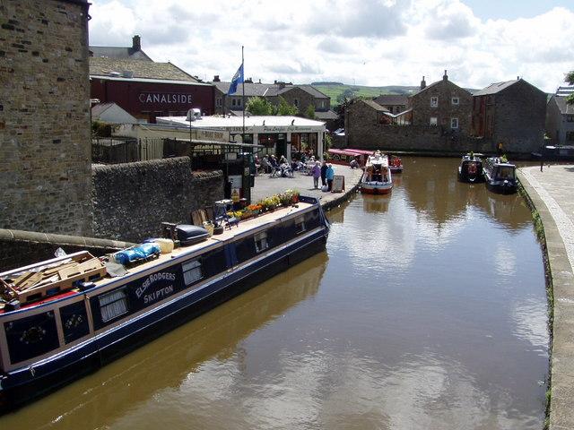 Canal Basin, Skipton