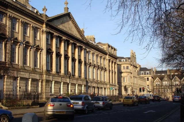 Queen Square, Bath