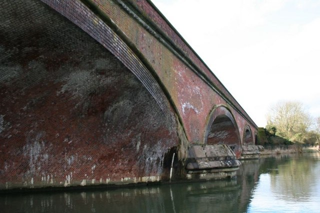 Four arches to Cholsey