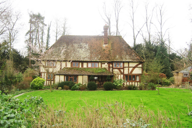 Limberlost, Mill Lane, Frittenden, Kent