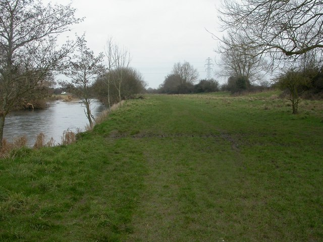 Stour Valley Nature Reserve, meadows