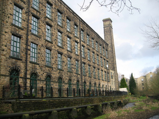 Alexandra Mill Uppermill