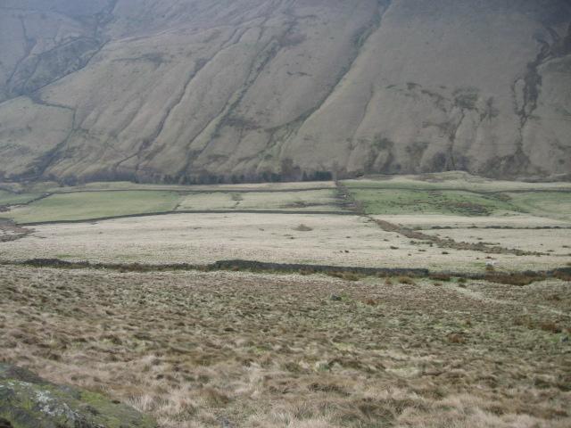 Hillside towards the River Noe