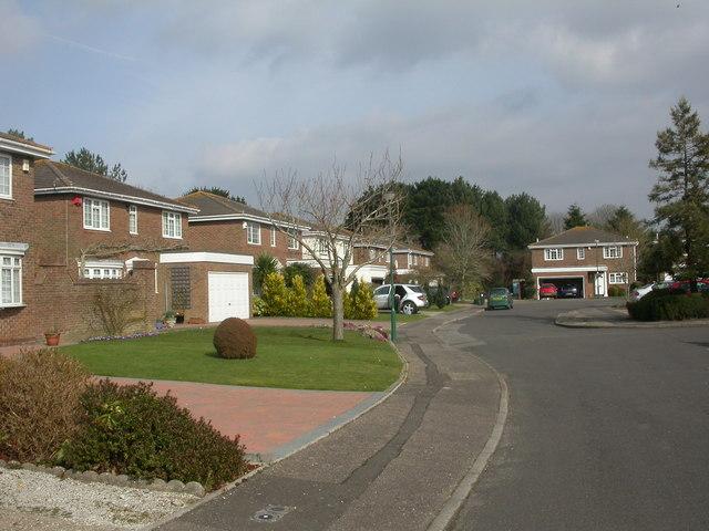 Muscliff, Wishart Gardens