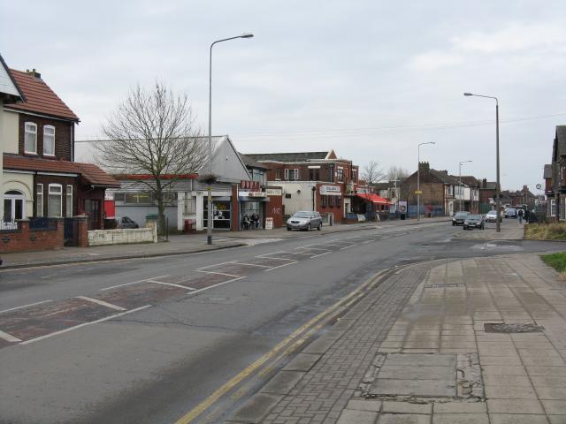 Irlam - Liverpool Road