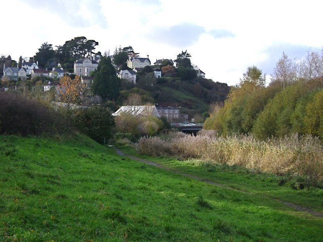 Knowles Hill from Templer Way