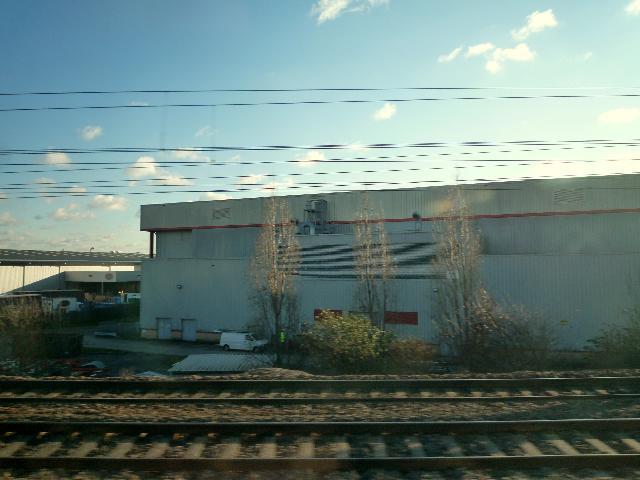 Le Pain Croustillant Ltd., cold store