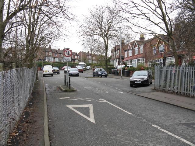 Smedley Lane, Smedley, Manchester