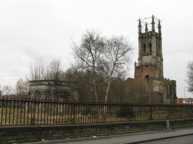 Disused Church on Smedley Lane