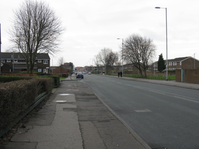 Waterloo Road, Cheetham Hill