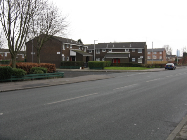 Brentfield Avenue, Cheetham Hill