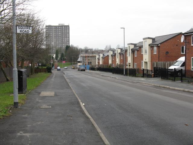 Heath Street, Cheetham Hill