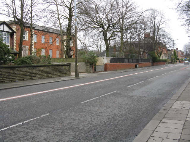 Bury Old Road, Broughton Park